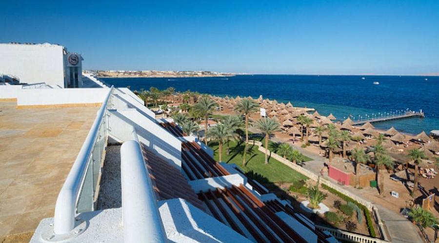 Volo Piu Hotel All Inclusive Sharm