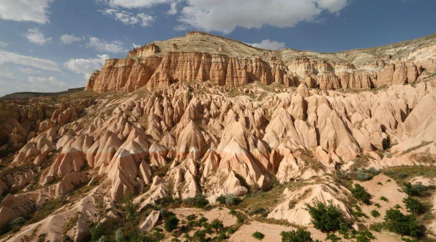 La Cappadocia