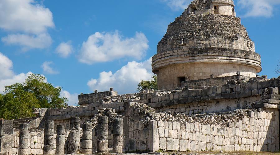 4° giorno: Chichén Itzá, l'osservatorio