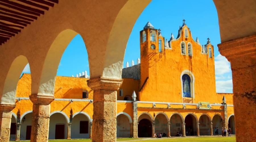 2° giorno: visita a Izamal, Messico