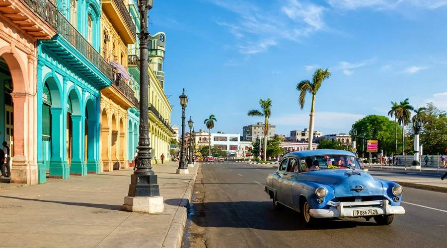 Strade di L'Havana, Cuba