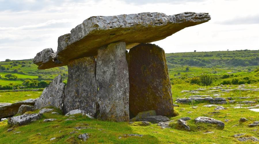 Dolmen nel Burren