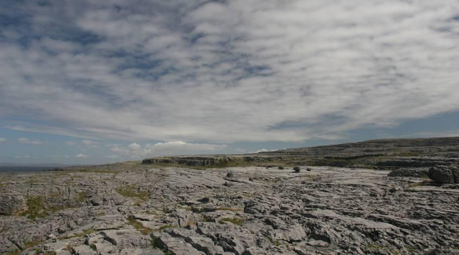 Paesaggi tipico del Burren