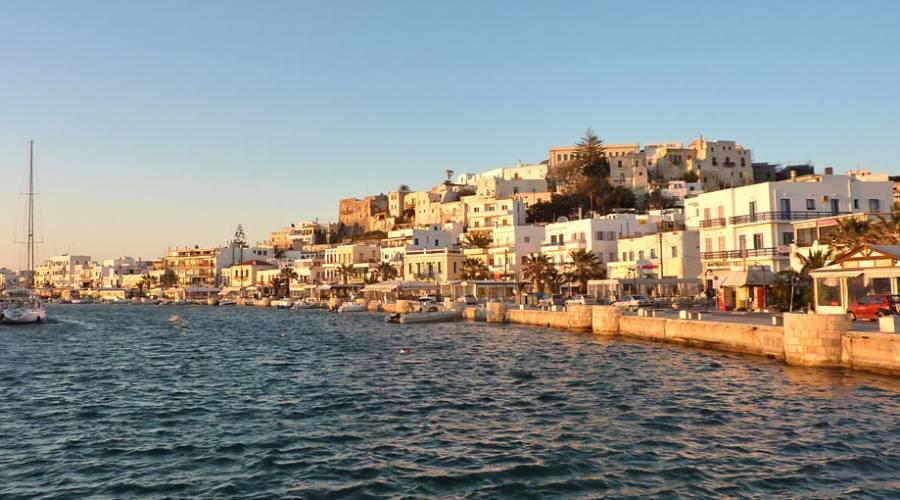 Naxos dal mare