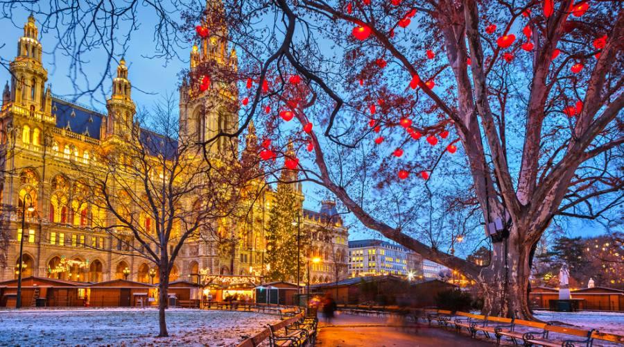 Vienna, il Municipio