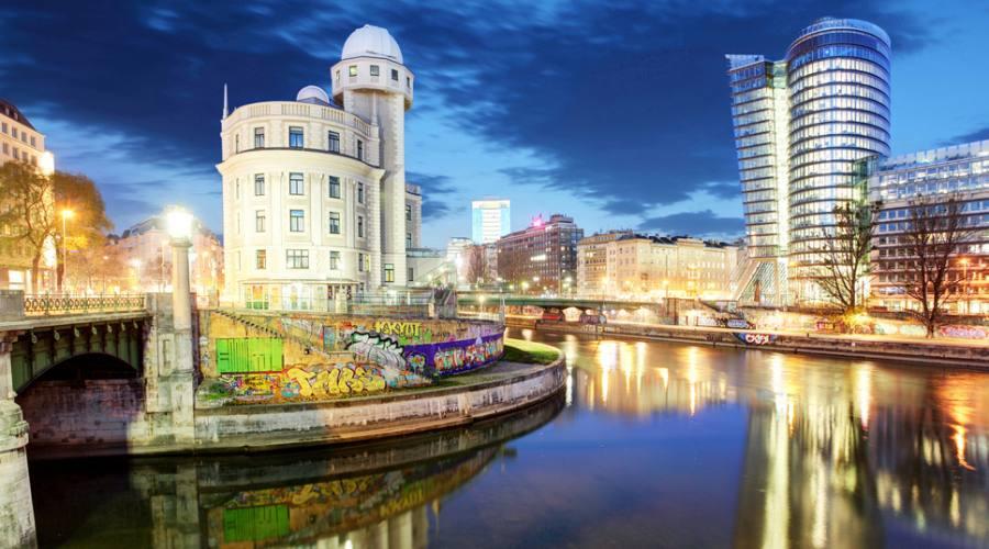 Vienna, i nuovi quartieri