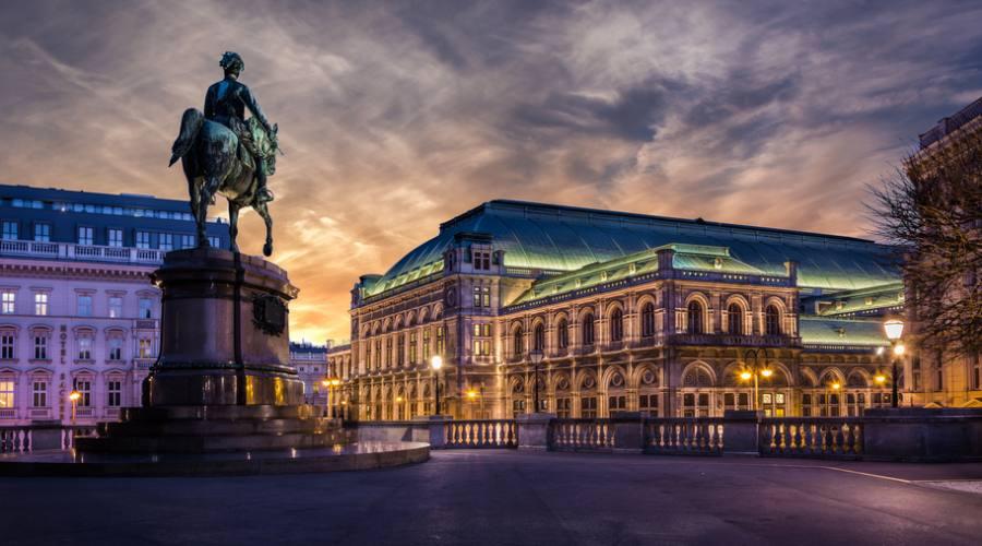 Vienna, l'Opera