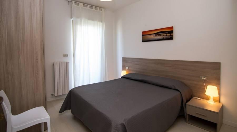 L'interno di un appartamento