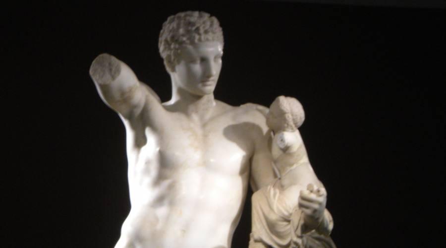 Hermes, Prassitele