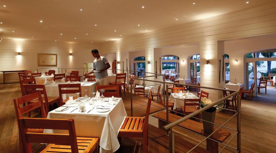 Il ristorante Le Nautic