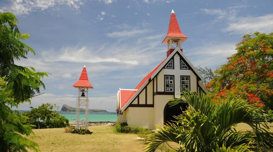 La chiesa di Cap Malheureux