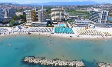 Grand Hotel direttamente sulla spiaggia