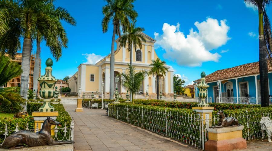 Trinidad - Plaza Mayor