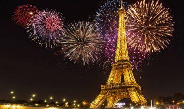 Capodanno fra Ville Lumière e Loira