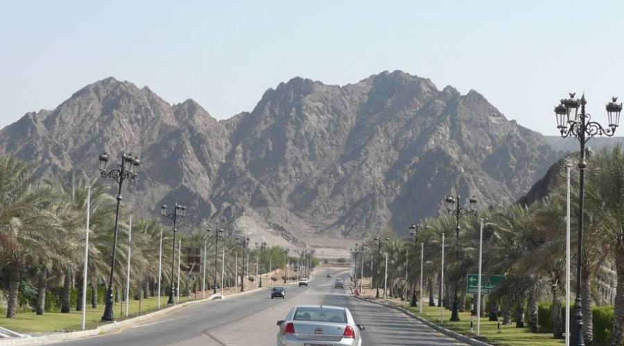 Le Montagne dell'Oman