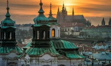 Tutta la magia della capitale Ceca