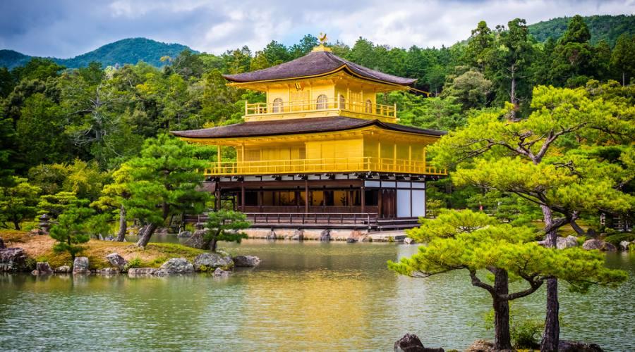 Kyoto Padiglione D'Oro