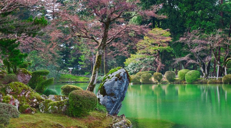 Kanzawa Giardino Zen
