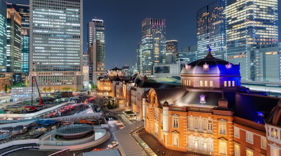 Tokyo Staziione Centrale