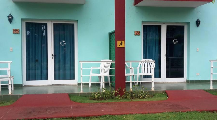 Camere accessibili per disabili