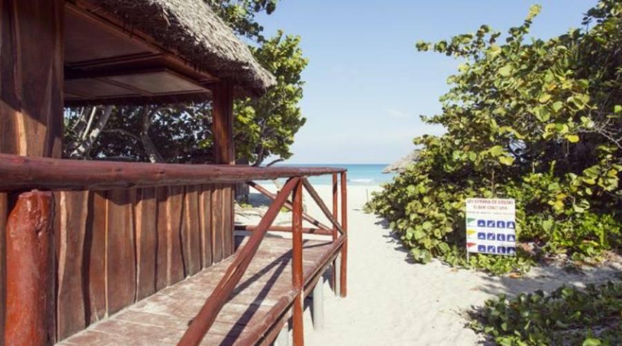 Passaggio per la Playa