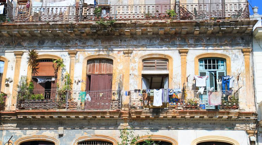 Terrazzi de l'Avana, Cuba