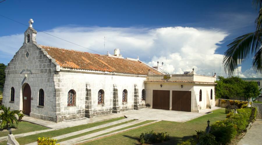 Chiesa Santa Elvira, Varadero