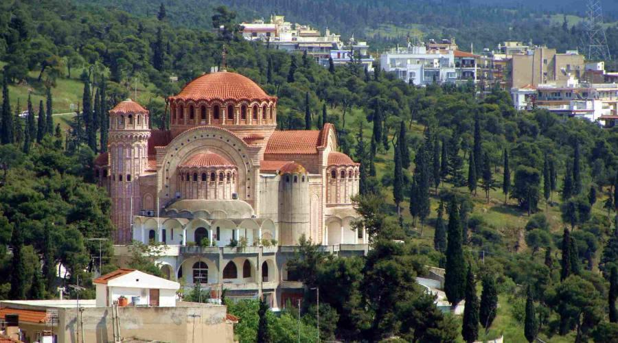 Aghios Pavlos Church, Thessaloniki