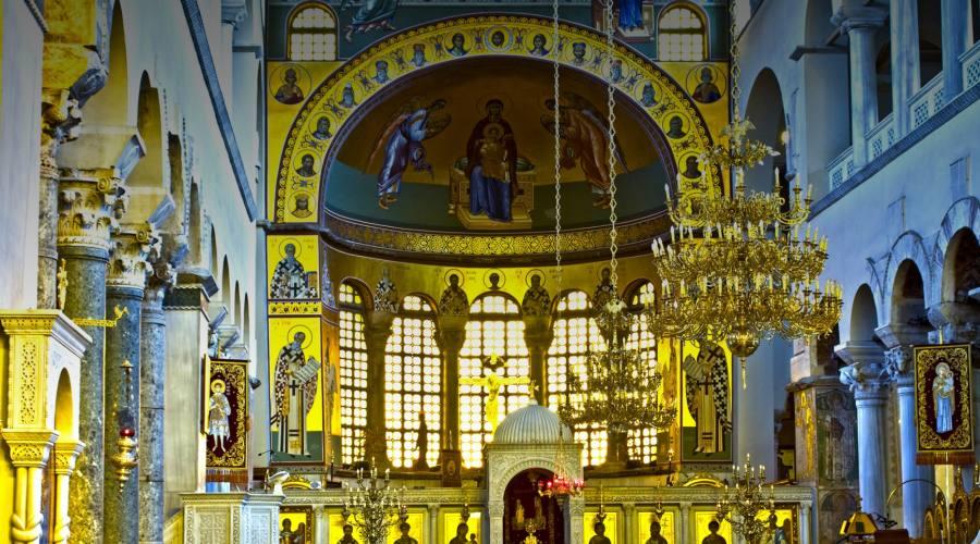 Thessaloniki, Church