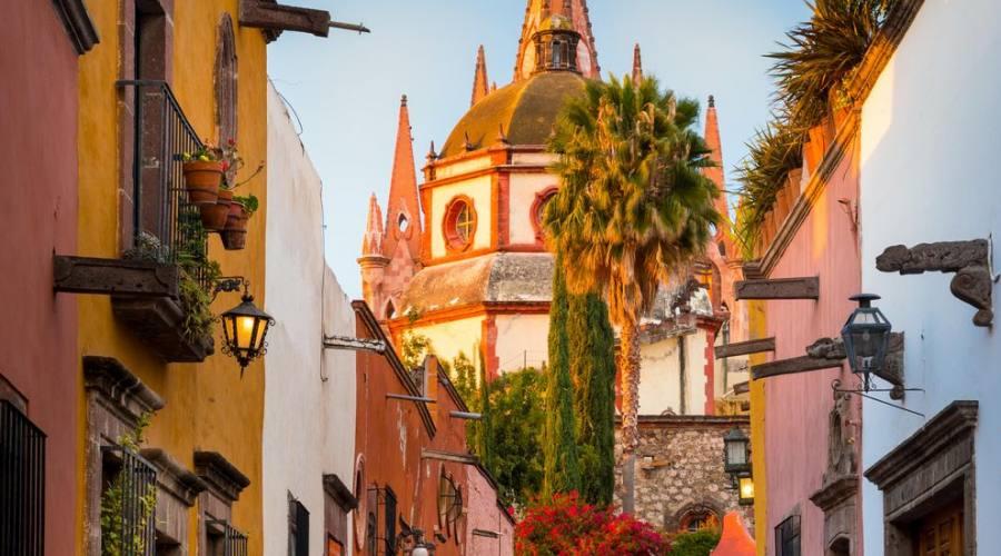 San Miguelle de Allende
