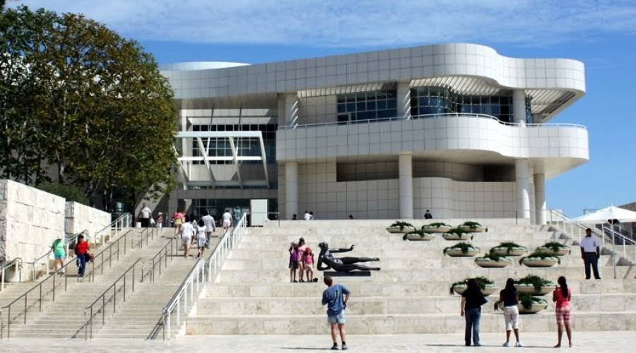 Paul Getty Museum Lax