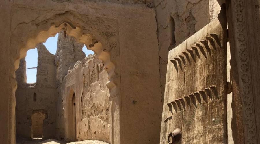 L'antico villaggio di Ibra