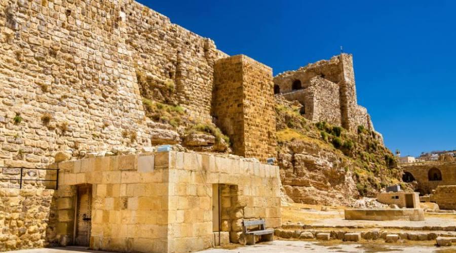 Kerak, il castello