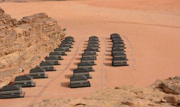 Tour Bellezze Giordane: Petra, Mar Morto e notte in campo tendato nel Wadi Rum - 8 giorni