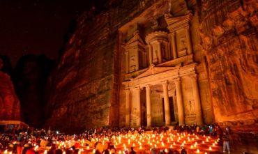 MiniTour Petra Express 2 - Speciale Capodanno 28 Dicembre