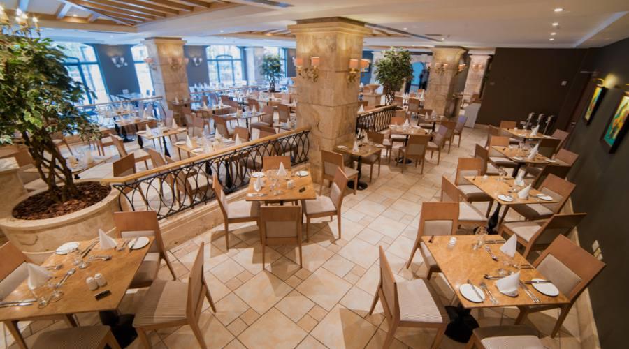 Maritim Hotel: Sala Buffet