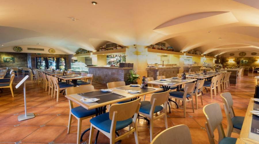 Maritim Hotel: Pizzeria Al Ponte