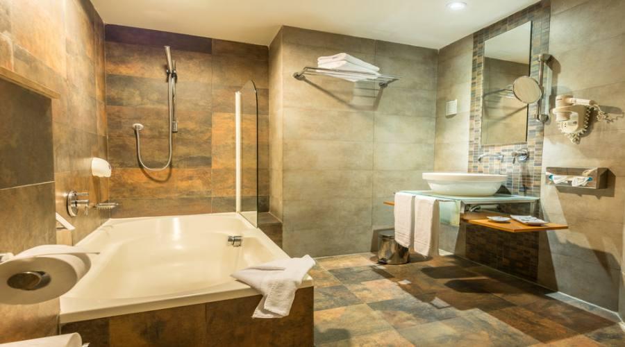 Maritim Hotel: Bagno