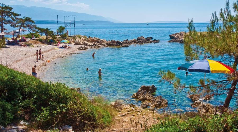 Soggiorno in hotel 3 stelle a suha punta in croazia for Soggiorno in croazia