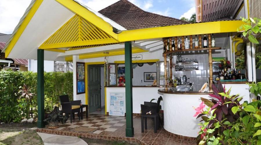 Esterno guesthouse