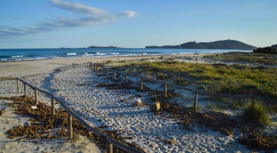 spiaggia di Simius