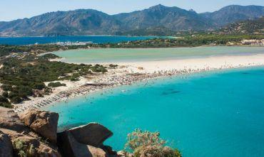 Residence vicino alla spiaggia di Simius con servizio spiaggia incluso