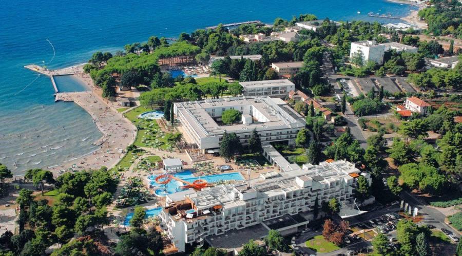 Panoramica del Resort
