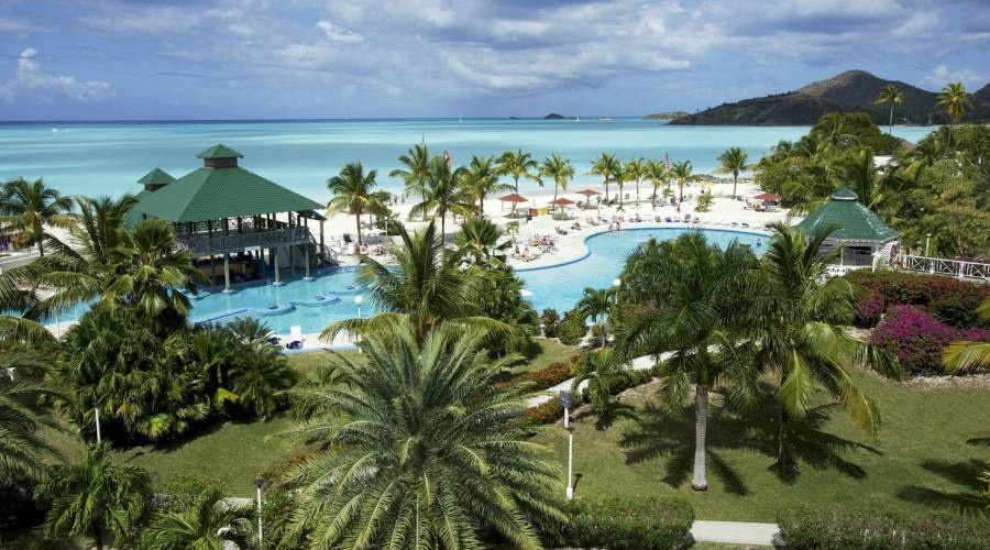 Antigua, Jolly Beach Resort