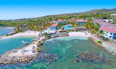 Miami e le Piccole Antille dall'atmosfera