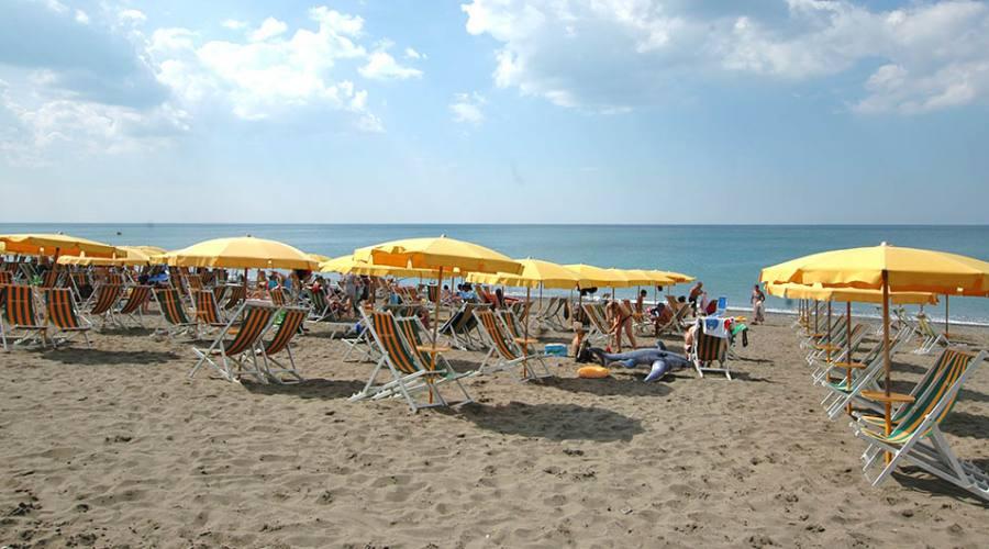 Spiaggia Marinetta