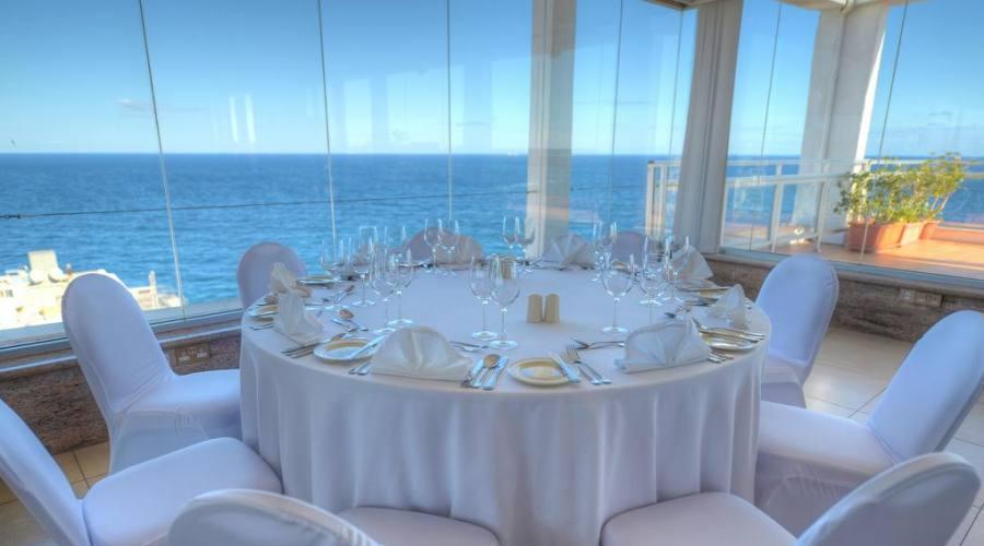 Preluna Hotel & Spa: Sala Eventi Panoramica