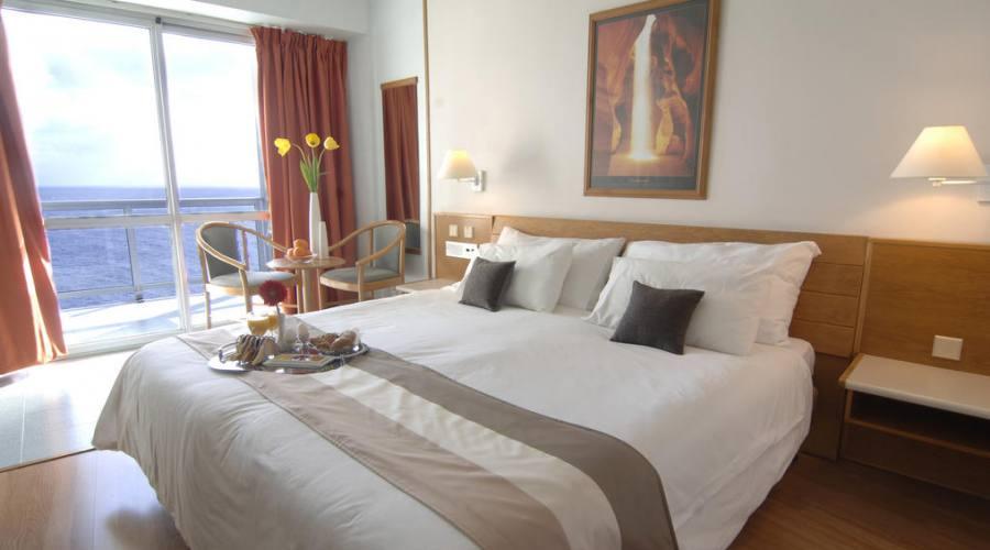 Preluna Hotel & Spa: Camera Standard vista Mare