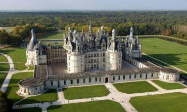 I Castelli dell'aristocrazia francese