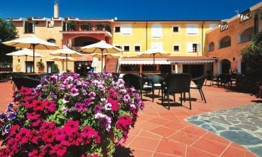 Hotel Club Eurovillage con nave inclusa